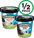 ½ Price Ben & Jerry's Ice Cream $6 | Ocean Chef Atlantic Salmon Portions 1kg $18 @ Woolworths