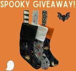 Win a Personalised Spooky Halloween Stocking Worth $16.50 from Sew Haunted