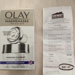 Free Olay Magnemask Starter Kit With Any Olay Product Purchase in-Store @ Chemist Warehouse