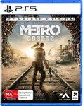 [PS5] Metro Exodus: Complete Edition - $47.96 Delivered @ Amazon AU