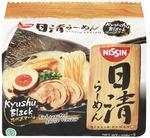 Nissin Ramen Kyushu Black Garlic/Hokkaido Miso/Tokyo Shoyu Instant Noodle 106g x 5 Packets $5.95 @ Coles