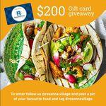 Win a $200 Gift Card from Rosanna Village (Rosanna, VIC)