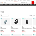 20% off Bose Products + Shipping @ The Qantas Store (e.g. QC45 - 69,420pts)