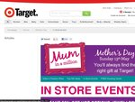Mothers Day VIP Night at Target 5pm-8pm