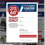 1stchoice Online Wine One-Day Sale