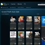 Grand Theft Auto Sale (Digital Download Via SEN), GTA4 Complete $24.95 + Other Titles