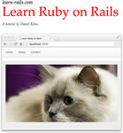"""""""Learn Ruby on Rails"""" Free eBook"""