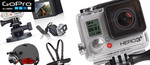 GoPro HERO3+ Silver Edition Action Cam $299.99 + Shipping ($7.82 to Syd) at COTD