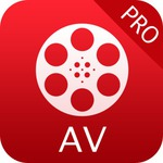 AVPlayer Plus Pro for iOS (Was $3.79 Now Free)