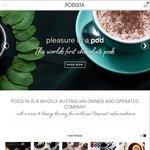 25% off Storewide @ PODiSTA.com (Nespresso Compatible Pods) Today Only