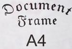 Degree/Certificate Frames Half The Price of Graduation. Handmade/Double Mat $79 @ Certificate Framing