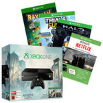 Xbox One + 5 Games + 3 Months Netflix $423.20 from Target (After 20% Off)