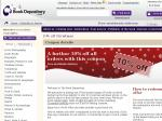 Book Depository 10% Off Christmas