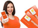 $12.75 - Amaysim 1 Month Unlimited 5GB Mobile Plan + SIM Via LivingSocial