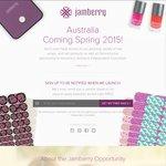 FREE: Set of Jamberry Fingernail Wraps