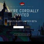 FREE: Devil's Bluff Limited Beta, Receive Steam Beta Key