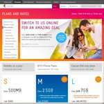 Telstra Medium Plan BYO 12 Month Contract: $50/Month with 7GB Data and $200 Welcome Credit