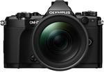 Olympus E-M1 12-40 $1625 & E-M5 II 12-40 $1729 + Bonus 45 1.8 + $200 EFTPOS @ CameraPro