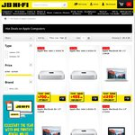 10% off Apple Computers at JB Hi-Fi