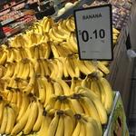 Bananas $0.10/Kg @ Henry's Bayside Mercato [Frankston, VIC]