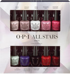 OPI All Stars Mini Nail Polish Set 10 Pack $22.48 (RRP $44.95) at MYER Online - Free Click & Collect, Or Postage +$9.95