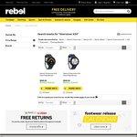 Garmin Forerunner 630 w/HRM $349 (RRP $549), Forerunner 25 $120 (RRP $220) @ Rebel Sport (Free Membership Req'd)
