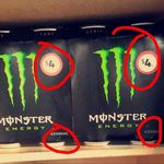 4x 500ml Monster Energy Drink $4 @ Coles Express Camberwell VIC