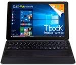 Teclast Tbook 11 Tablet (no Dock) -  10.6 inch Atom X5-Z8300, 4GB RAM / 64GB  $165.99 (AU $220.40) via GearBest