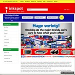 10% off Sitewide + Free Shipping @ Inkspot