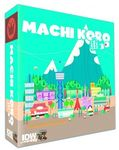 Machi Koro Card Game (out of Stock), Harbour Expansion - $17.14 (34% off) Delivered @ Book Depository
