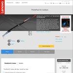 "Lenovo Black Friday Deals - ThinkPad X1 Carbon $1349, X1 Yoga $1669 (i5-6200U, 8GB, 128GB SSD, 14.1"" FHD)"