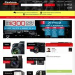Paxtons Cameras 10% off Everything Online