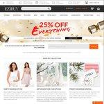 25% off Everything Including Items Already Reduced @ Ezibuy