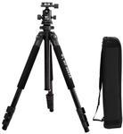 Professional Ball Head Tripod Digital Camera 173cm $64 (Save ~30%) - Free Shipping@Shoppingjoey