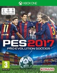 Pro Evolution Soccer PES 2017 XB1 or PS4 $25 + $4.99 Shipping @MightyApe