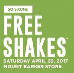 Free Shakes @ 50sixone [Sat 29/4 - Mt Barker, SA]
