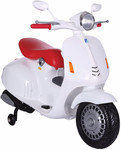 Kids Electric Ride On Vespa Style Scooter $99, Was $139 @ David Jones