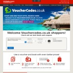 Hotels.com UK Site 12% off Hotels - Travel until Year End