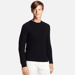 Uniqlo Free Shipping All Orders, Mens Waffle C/Neck Sweater $19.90 (Was $49.90) 100% Wool Sweater C/V Neck $29.90 (Was $49.90)