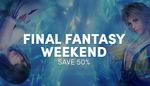 50% off Final Fantasy Titles @ Humble Bundle eg. Final Fantasy VIII $5.99(US) $7.61(AU) Steam & Windows & 5% Goes to Charity