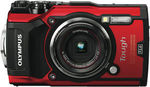 Olympus Tough TG5 Red Digital Camera $471.72 @ The Good Guys eBay Store
