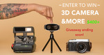 Win a VR bundle that includes: A 3D VR Camera and 2 VR Headsets from Vidi VR