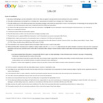 10% off eBay, Minimum Purchase $50, Max Discount $500