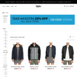Extra 20% OFF Sale Items @ Mossimo