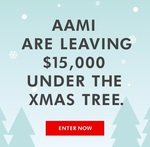 Win $15,000 Cash from AAMI