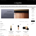 10% off Site-Wide @ Lancome