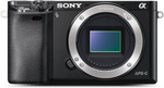 Sony A6000 with SELP1650 Lens $721 Delivered + Bonus $150 EFTPOS Card @ Sony Store