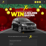 Win a Holden Barina from Xconvenience