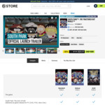 55% off South Park The Fractured But Whole - $35.97 - Ubisoft Store [PC, PS4 & Xbox One Versions]