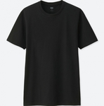Uniqlo Supima Cotton T-Shirt (Crew Neck) for $9.90 (Free Shipping for order above $50)